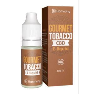 CBD E-Liquid Harmony Gourmet Tobacco (10ml | 0,3-6% CBD)