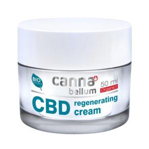 Cannabellum CBD Regenarationcreme für Haut | 50ml