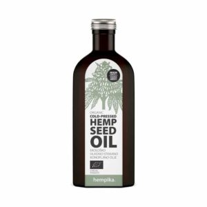 hempika Bio Hanfsamenöl, 250ml