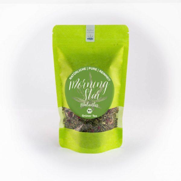 Hanf-Grüntee – Malantis Morning Star Tee – Morgentee
