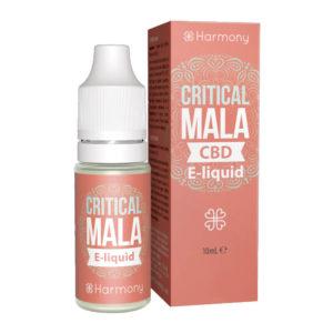 CBD E-Liquid Harmony Critical Mala (10ml | 0,3-6% CBD)