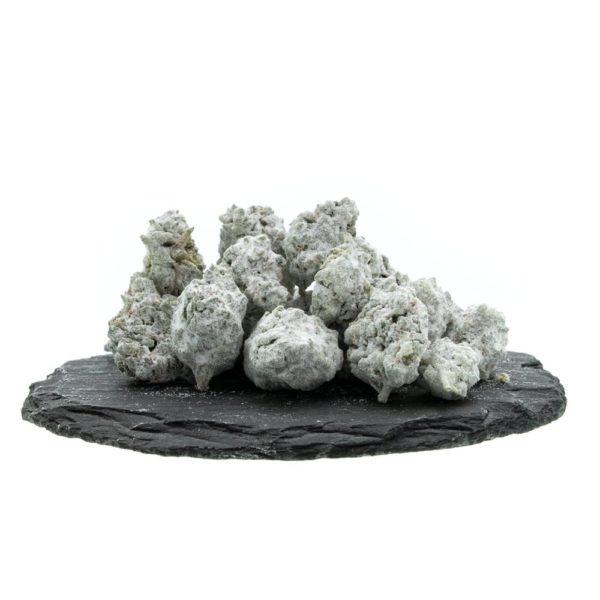Premium CBD Blüten ICE ROCKS Skywalker OG – 70% CBD