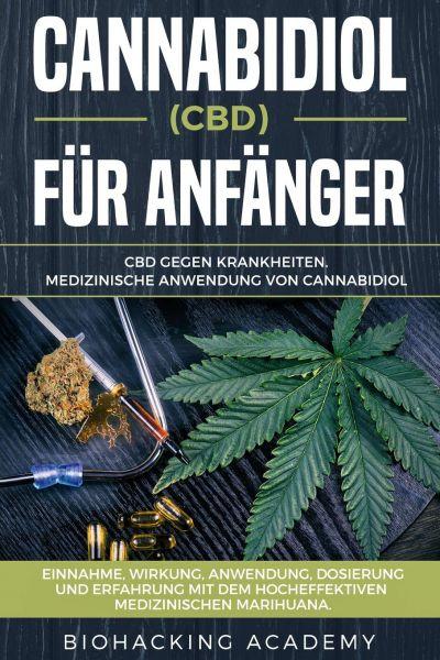 CBD Buch – Cannabidiol (CBD) für Anfänger