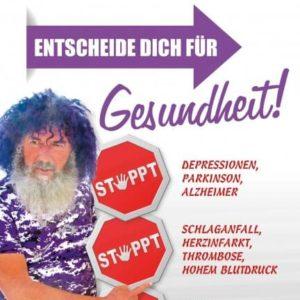 """CBD Buch – """"Entscheide dich für Gesundheit!""""(Robert Franz)"""