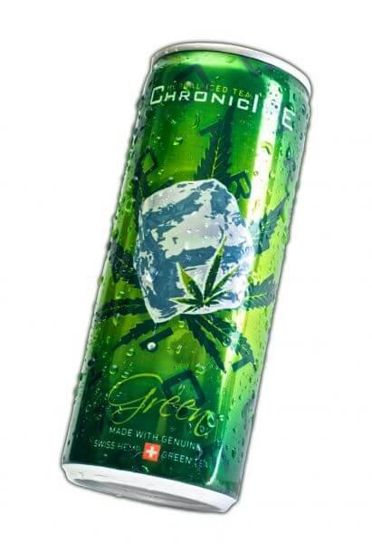 CBD Getränk – CHRONIC Ice Tea (250 ml)