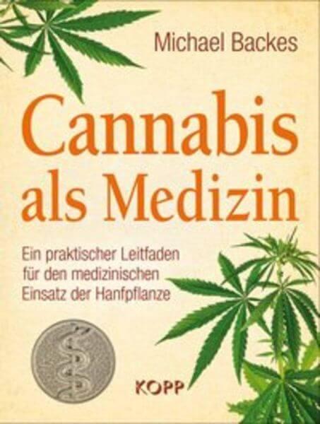 CBD Buch – Cannabis als Medizin