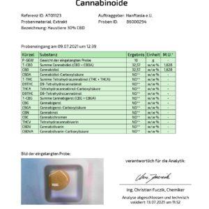 Premium CBD Öl 30% für Pferde bis 500kg