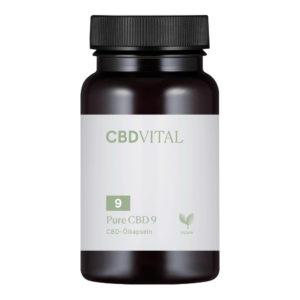 CBD-Vital PURE CBD Kapseln 5% (60 Kapseln)
